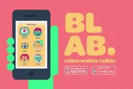BLAB Video Walkie Talkie MeanIT Blog