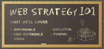 Web Strategy Personalised Plan