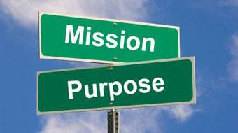 Purpose – What is your why?