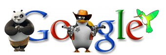 Google Hummingbird, Penguin, Panda and Medic?