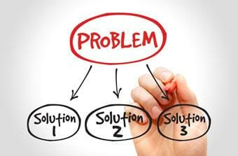 Awareness of product, solution, problem or person.