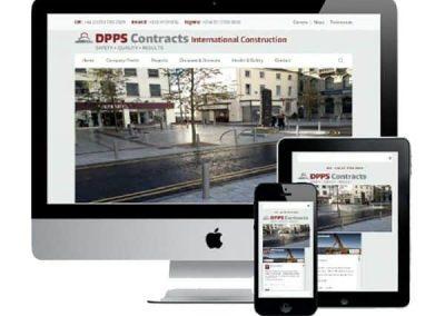 DPPS Construction UK – Ireland