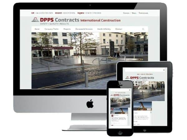 DPPS Construction UK – Ireland