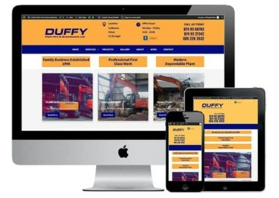 Duffy Plant Hire – Donegal