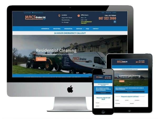 Macs Drains – Donegal