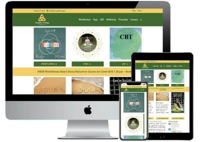 Integral Therapy | Therapist Website Design Donegal