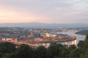 Derry-Londonderry-Cityscape