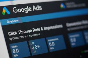 advertising with google ads