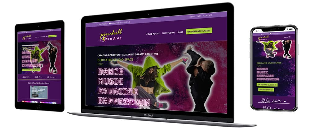 Pinehill-Studios-Donegal-Case-Study-Showcase