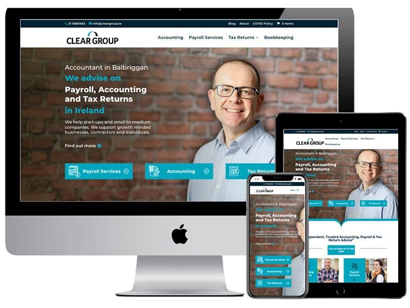 Clear Group Accounting Dublin